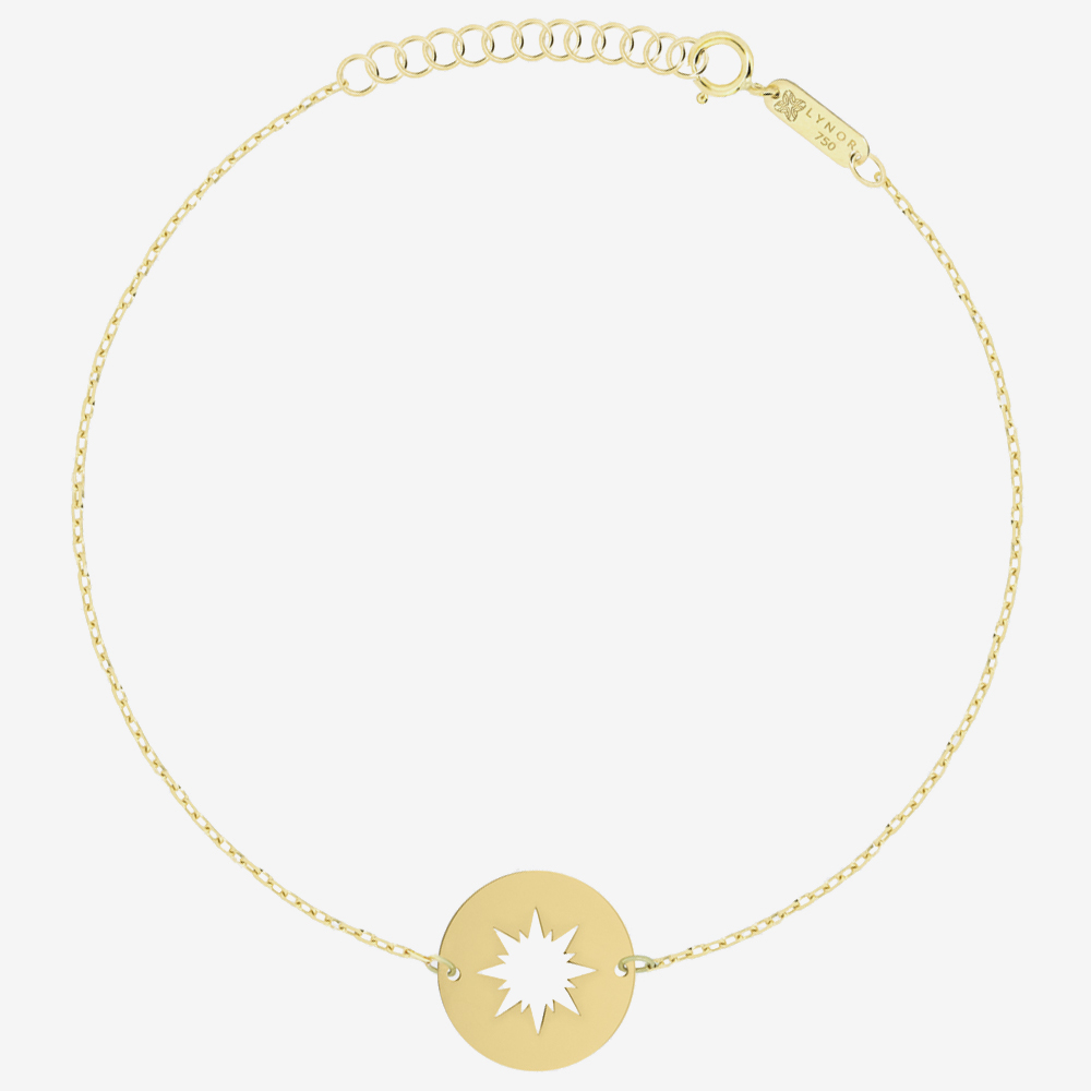 Sunshine Coin Bracelet