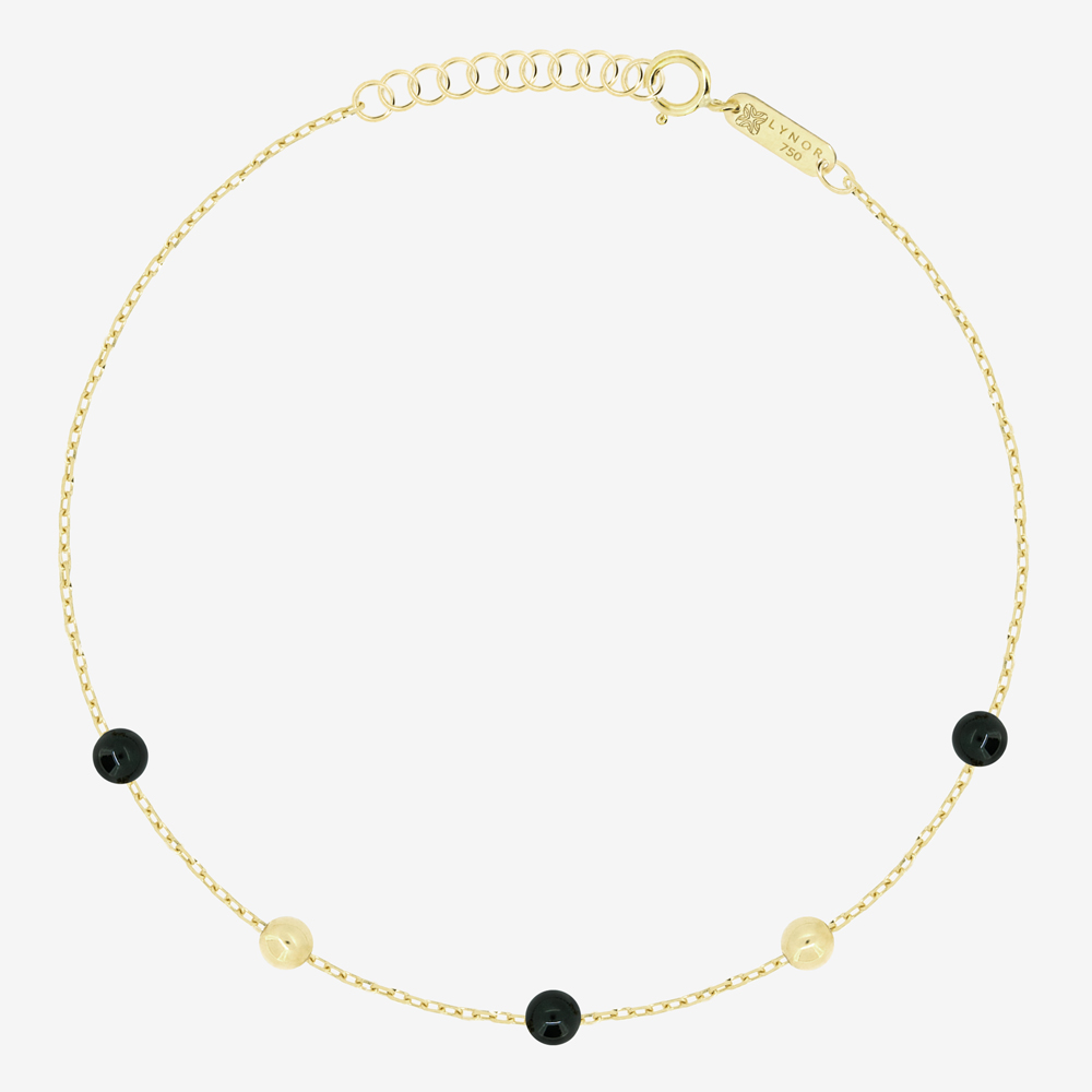 Margo Bracelet in Black Onyx