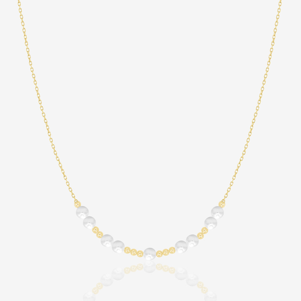 Tara Pearl Necklace