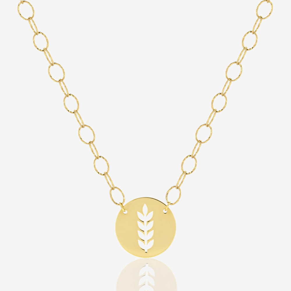 Fortuna Links Necklace
