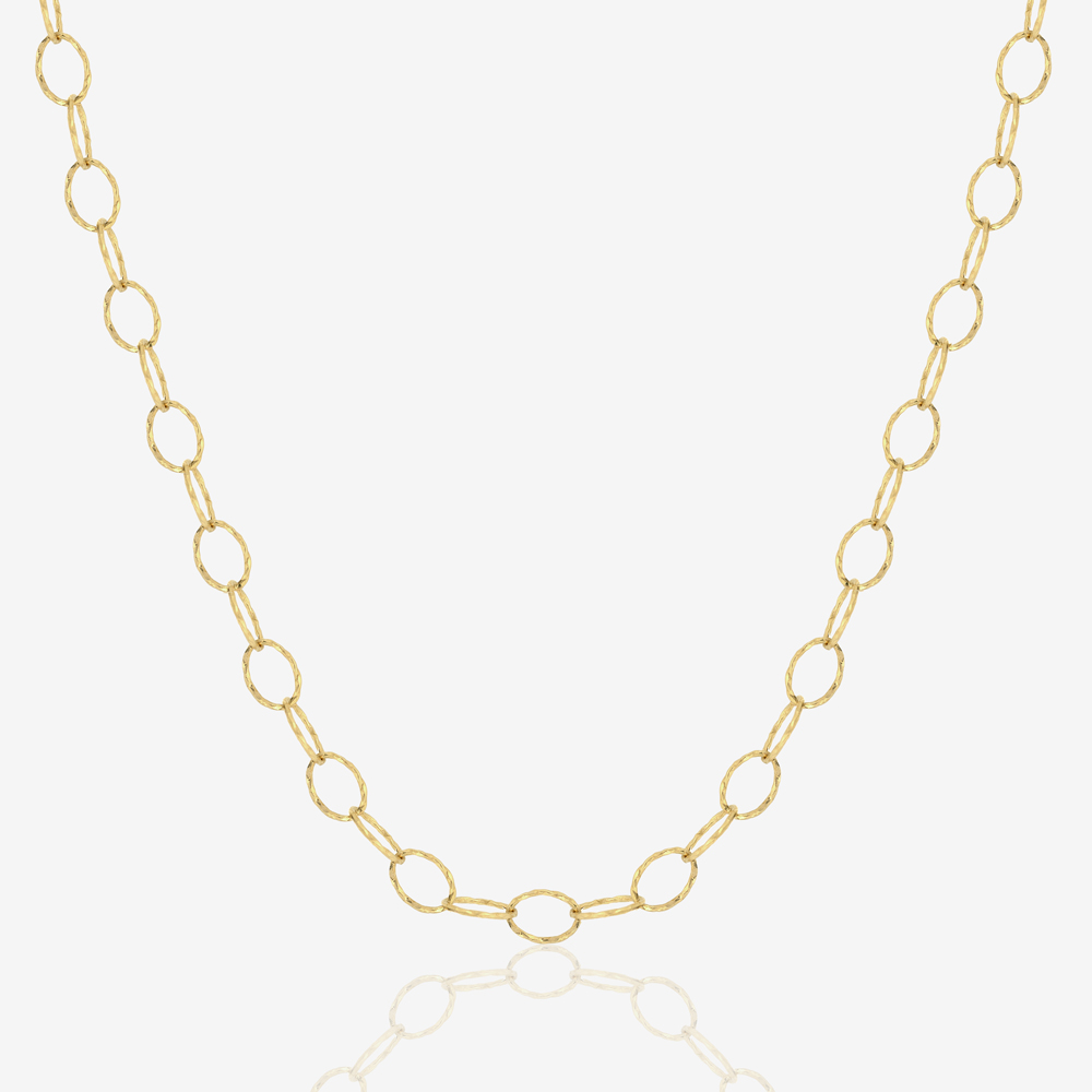 Oval Links Choker