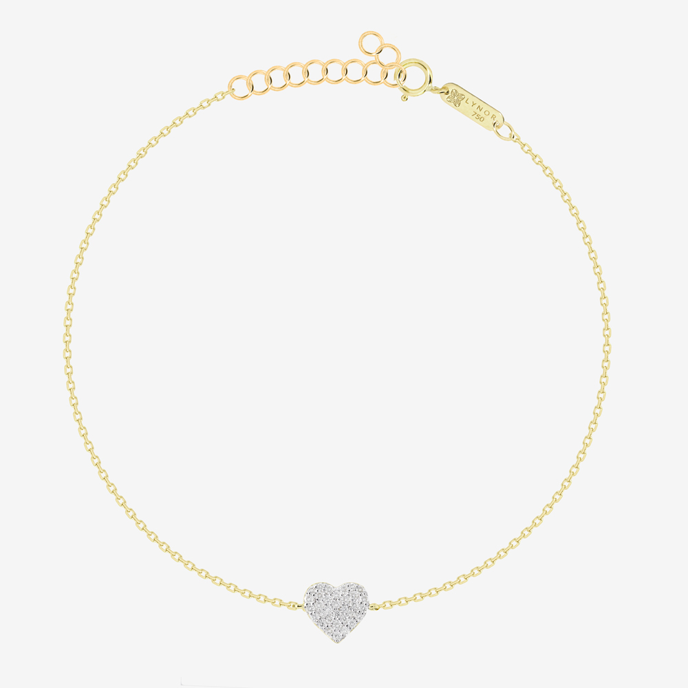 Cora Bracelet in Diamond