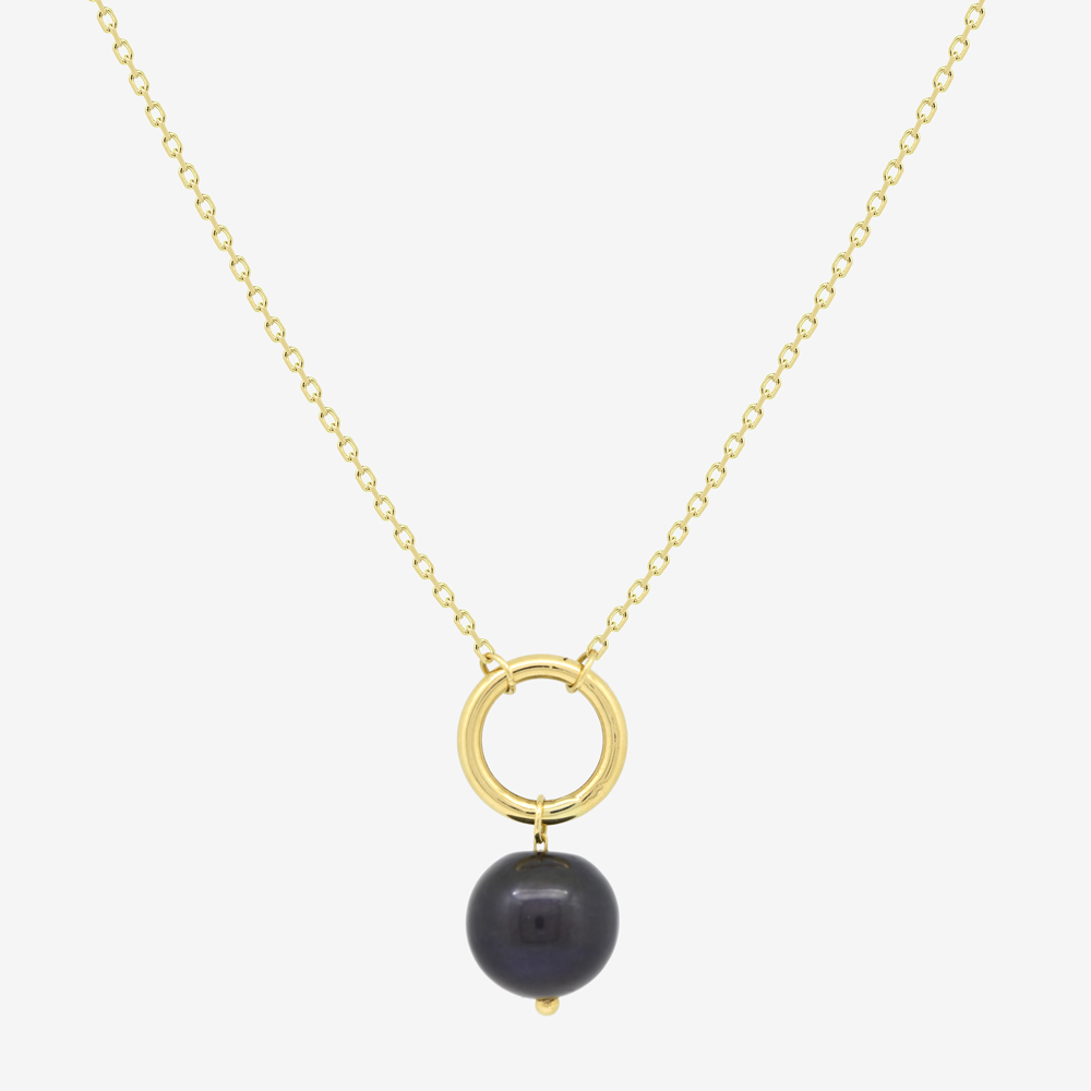 Sirna Necklace in Pearl