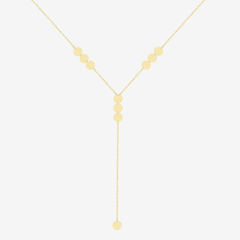 Dreamy Lariat Necklace