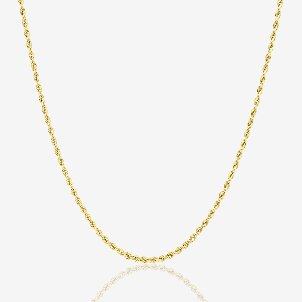 Short Rope Necklace